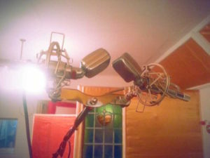 reslo ribbon drum microphone