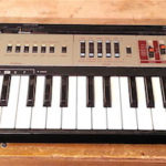 vintage synth casio
