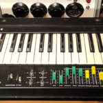 synth analog vintage synthesiser