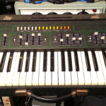 analog synth synthesiser vintage