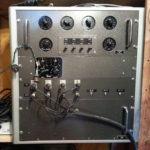 vintage analog tube valve mic mixer eq